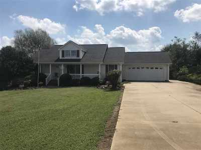 Inman Single Family Home For Sale: 102 Chandler Downs Trl