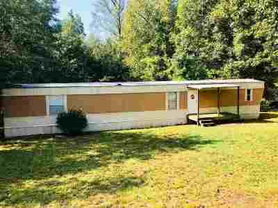 Inman Mobile Home For Sale: 360 Hickory Nut Drive