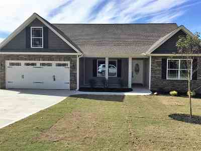 Inman Single Family Home For Sale: 111 Cochran Road