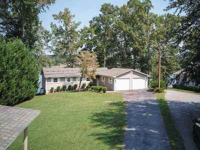 Inman Single Family Home For Sale: 398 Crow Road