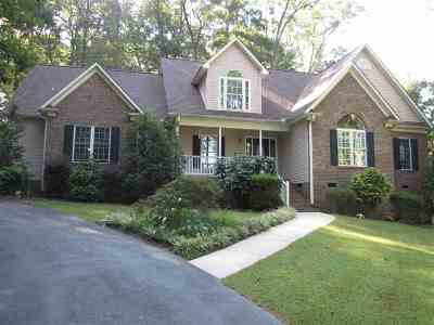 Spartanburg Single Family Home For Sale: 219 Watervale Drive