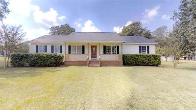 Inman Single Family Home For Sale: 3631 New Cut Rd