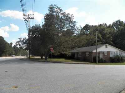 Spartanburg Single Family Home For Sale: E 304 Blackstock Rd