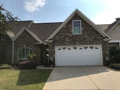 Spartanburg Single Family Home For Sale: 339 Crandall Way