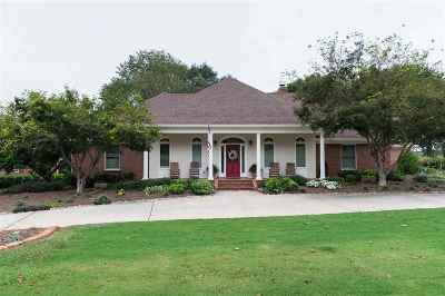 Duncan Single Family Home For Sale: 134 River Falls Drive