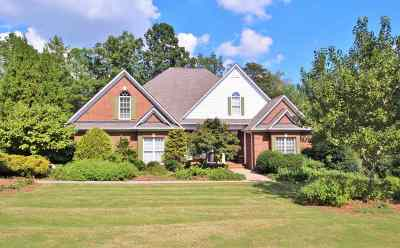 Spartanburg Single Family Home For Sale: S 477 Oakley Ln