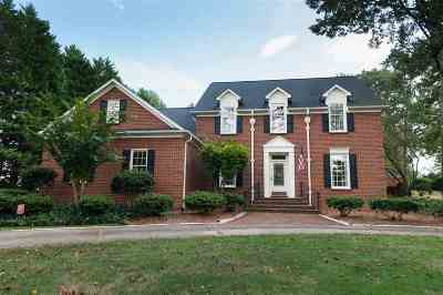 Inman Single Family Home For Sale: 205 Lakewinds Boulevard
