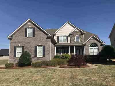 Spartanburg Single Family Home For Sale: 512 Inner Banks Road