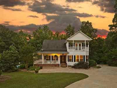 Campobello Single Family Home For Sale: 5050 Rainbow Lake Rd
