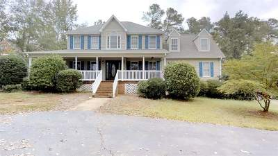 Inman Single Family Home For Sale: 132 Harbor St