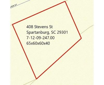 Spartanburg Residential Lots & Land For Sale: 408 Stevens Street