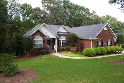Woodruff Single Family Home For Sale: 419 Winding Oak Drive