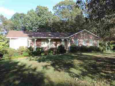 Greer Single Family Home For Sale: N 3998 Highway 101