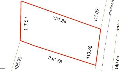 Inman Residential Lots & Land For Sale: 426 Tangleridge Dr