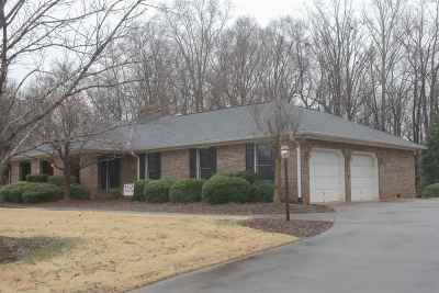 Spartanburg Single Family Home For Sale: 1211 Shadowood Dr
