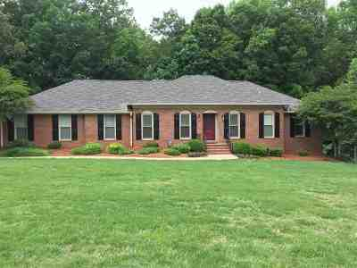 Moore Single Family Home For Sale: S 103 Pointe Court