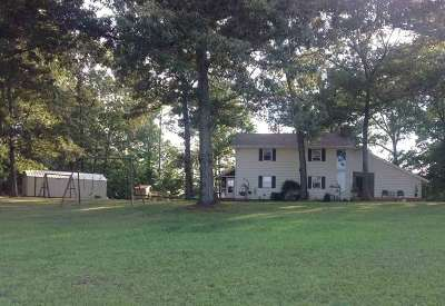 Woodruff Single Family Home For Sale: 905 Wofford Rd