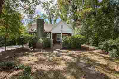 Spartanburg Single Family Home For Sale: 438 Mills Avenue