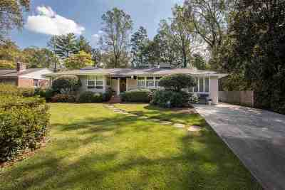 Spartanburg Single Family Home For Sale: 119 Eastwood Circle