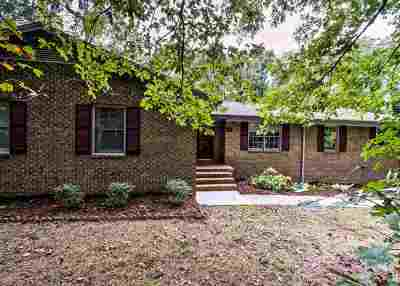 Inman Single Family Home For Sale: 165 Timberlake Drive