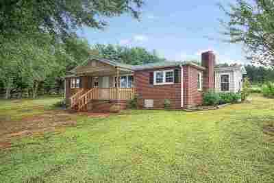 Campobello Single Family Home For Sale: 310 Kimbrell Loop Rd