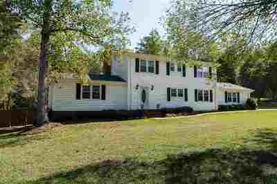 Spartanburg Single Family Home For Sale: 85 Woodwind Drive