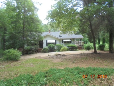 Greenville County Single Family Home For Sale: 147 Lincoln Road