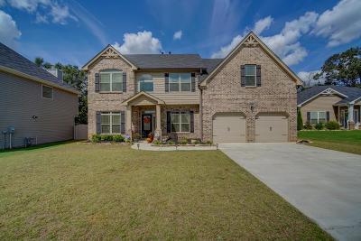 Woodruff Single Family Home For Sale: E 521 Czardas Way