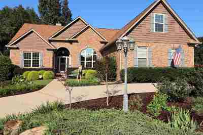 Greer Single Family Home For Sale: 140 Fox Farm Way