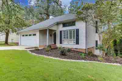 Greer Single Family Home For Sale: 303 Sugar Creek Ln