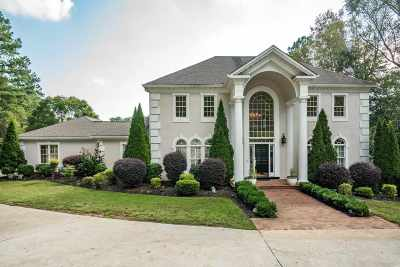 Spartanburg Single Family Home For Sale: 14 Pine Valley Court