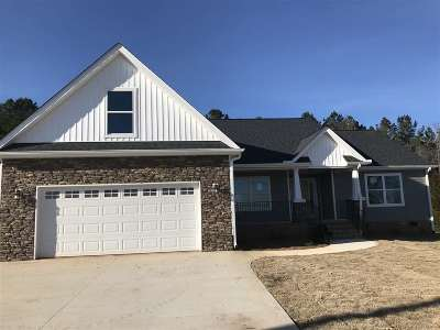 Inman Single Family Home For Sale: 685 Willkins Ford Road