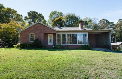 Woodruff Single Family Home For Sale: 2903 Greenpond Road