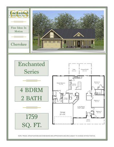 Chesnee Single Family Home For Sale: 228 Hardin Rd Lot 8