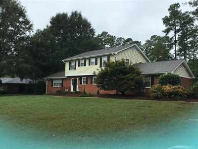 Spartanburg Single Family Home For Sale: 269 Lake Forest Drive