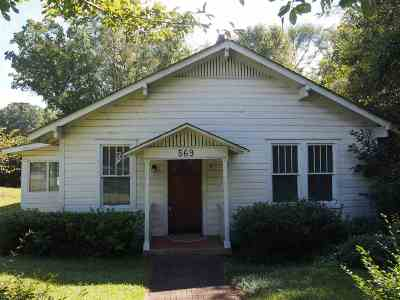 Spartanburg Single Family Home For Sale: 569 Woodland