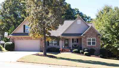 Spartanburg Single Family Home For Sale: 121 John Lancaster Rd