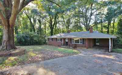 Spartanburg Single Family Home For Sale: S 3320 Church St Ext