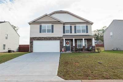 Duncan Single Family Home For Sale: 221 Golden Bear Walk