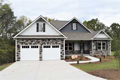 Inman Single Family Home For Sale: 310 Tall Oaks Trail