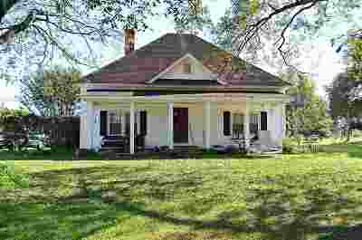 Inman Single Family Home For Sale: 4951 New Cut Road