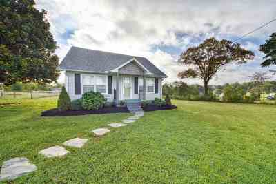 Inman Single Family Home For Sale: 951 Gowan Rd