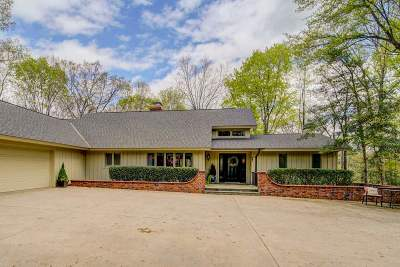 Spartanburg Single Family Home For Sale: 391 Pinehurst Drv