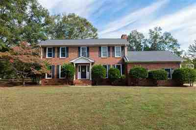 Spartanburg Single Family Home For Sale: 203 Thornhill Drive