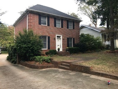 Spartanburg Single Family Home For Sale: N 233 Fairview Ave
