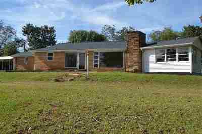 Greer Single Family Home For Sale: 117 Matts Lake Road