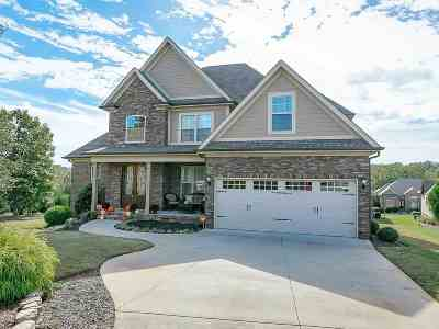 Inman Single Family Home For Sale: 412 Moteverde Ct