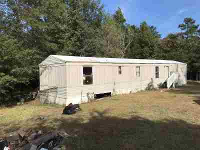 Greenville County, Spartanburg County Mobile Home For Sale: 1265 Shaw Road