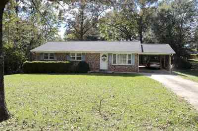 Spartanburg Single Family Home For Sale: 510 Owens Drive