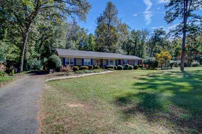 Spartanburg Single Family Home For Sale: 118 Hillbrook Drive